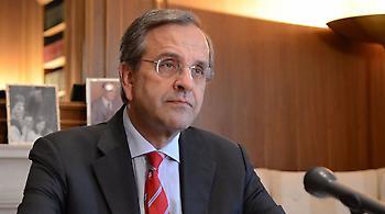 Σαμαράς: «Το να λέει αυτά ο κ. Τσίπρας είναι τίτλος τιμής για εμένα»