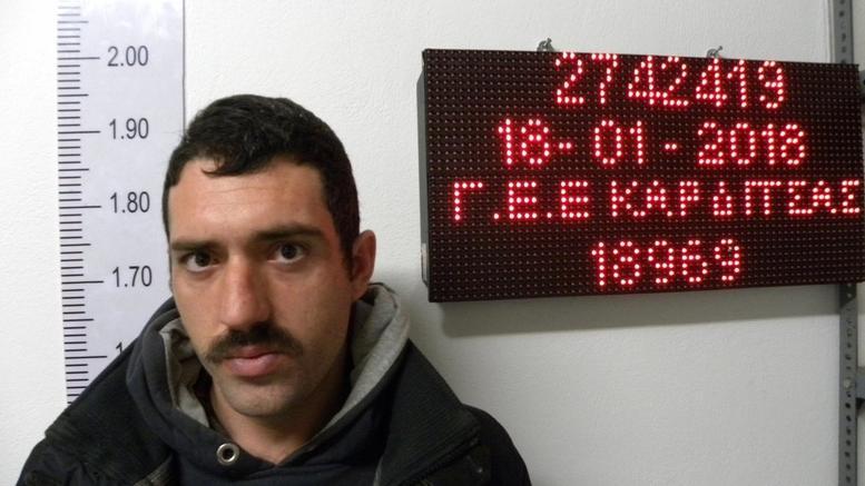 Αυτός είναι ο 32χρονος κατηγορούμενος βιαστής της Καρδίτσας