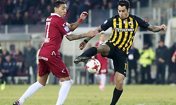 LIVE: Λάρισα-ΑΕΚ 0-0