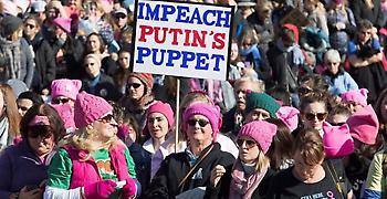 ΗΠΑ: Δεκάδες χιλιάδες άνθρωποι διαδήλωσαν στην «Πορεία των Γυναικών»