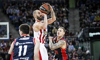 "Basket League: ""Πιάνει"" Φασούλα ο Σπανούλης!"