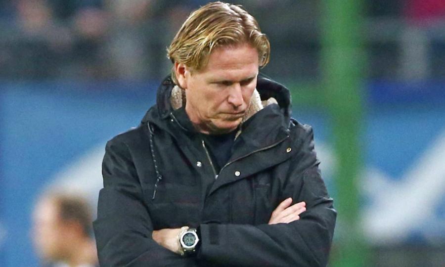 Απολύθηκε από το Αμβούργο ο Γκίσντολ