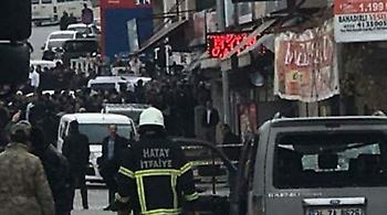 Τουρκία: Πύραυλος χτύπησε πόλη κοντά στα σύνορα με τη Συρία