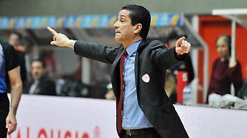 Σφαιρόπουλος: «MVP η ομάδα, λογικό να υπάρχει κούραση»