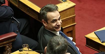 Μητσοτάκης: Η προσέγγιση της κυβέρνησης σε θέματα ασφάλειας είναι μειοψηφική