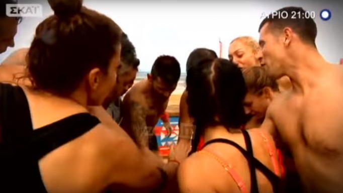 Survivor: Διάσημοι και Μαχητές τα δίνουν όλα για το έπαθλο!