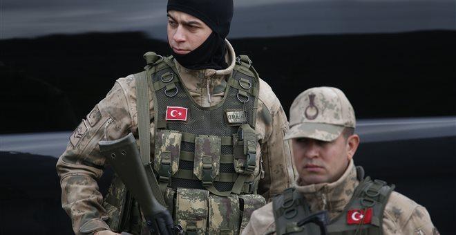Τουρκία: Νέο μπαράζ συλλήψεων με αφορμή την επιχείρηση στη Συρία