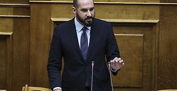 Τζανακόπουλος: Χρονικός ή γεωγραφικός προσδιορισμός για την ονομασία των Σκοπίων