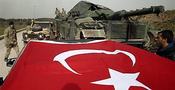 Βρετανία: Θεμιτές οι τουρκικές επιχειρήσεις κατά Κούρδων στη Συρία