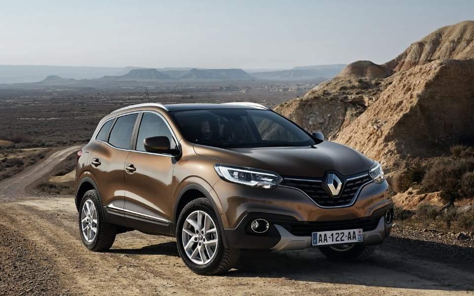 Στη Στενή Ευβοίας με το Renault Kadjar