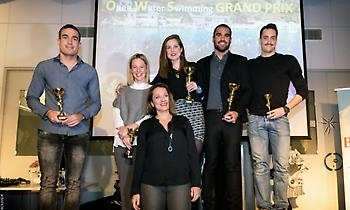 O.W.S. GRANDPRIX: Οι βραβεύσεις των αγώνων ανοικτής  θαλάσσης