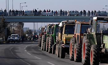 Στους δρόμους οι αγρότες: Πού θα στήσουν μπλόκα -Συλλαλητήριο στη Θεσσαλονίκη