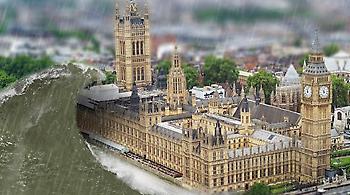 Τσουνάμι από τα Κανάρια Νησιά απειλεί να «βουλιάξει» τις ακτές της Βρετανίας και της Πορτογαλίας!