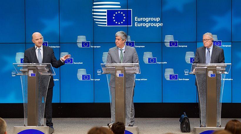 Eurogroup: Με «αστερίσκους» η δόση, συνδέεται με πλειστηριασμούς και ιδιωτικοποιήσεις