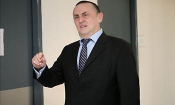 Στον εισαγγελέα ο Γιώργος Στράτος για τις καταγγελίες του Κούγια