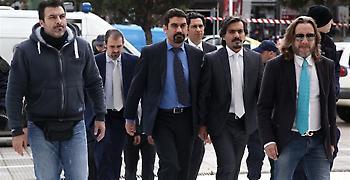 Άγκυρα προς Αθήνα: Παραδώστε τους οκτώ Τούρκους αξιωματικούς