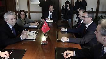 Κοντονής προς Τουρκία για τους «οκτώ»: Το θέμα της έκδοσης έχει ολοκληρωθεί ενώπιον του Αρείου Πάγου