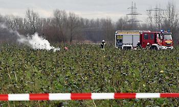 Ελικόπτερο συγκρούστηκε με μικρό αεροσκάφος στη Γερμανία - Τουλάχιστον τέσσερις νεκροί