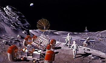 Η Ρωσία κατακτά το Διάστημα: Αποστολή στη Σελήνη και 150 δορυφόροι έως το 2025