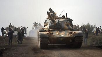 Συρία: Χιλιάδες εκτοπισμένοι πολίτες από τις επιθέσεις των τουρκικών δυνάμεων στην Αφρίν