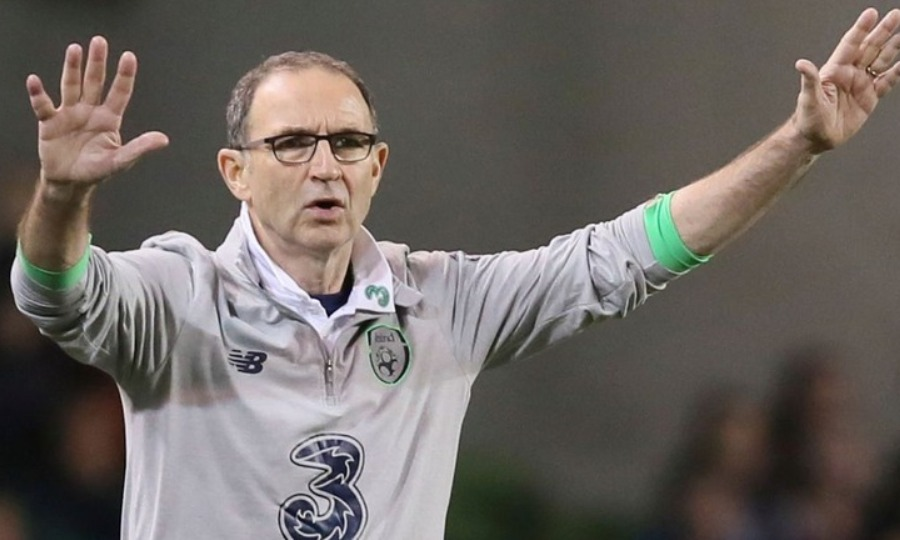 Ανανέωσε ως το 2020 με την εθνική Ιρλανδίας ο Ο' Νιλ