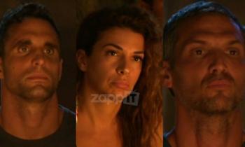 Survivor: Υποψήφιοι προς αποχώρηση Χατζίδου, Δρυμωνάκος, Παρθένης!