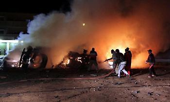 Λιβύη: Τουλάχιστον 22 νεκροί από διπλή επίθεση με παγιδευμένα αυτοκίνητα