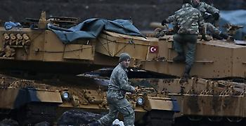 Συρία: Το Ισλαμικό Κράτος δεν είναι παρόν στην Αφρίν - Η Τουρκία ψεύδεται