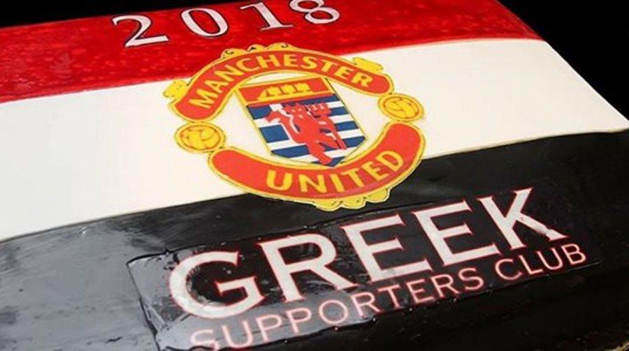 Κόβει πίτα με… Αλέξις το Manchester United Greek Supporters Club