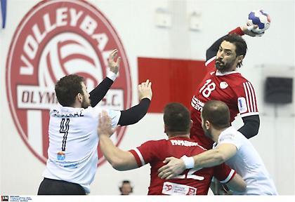 Κυρίαρχος στην Handball Premier o Ολυμπιακός