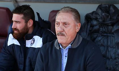 Μαντζουράκης στον ΣΠΟΡ FM 94,6: «Σε τέτοια ματς πρέπει να πιάσεις ταβάνι»