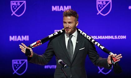 Πράσινο «φως» από MLS σε Μπέκαμ για να φτιάξει ομάδα με έδρα το Μαϊάμι! (video)