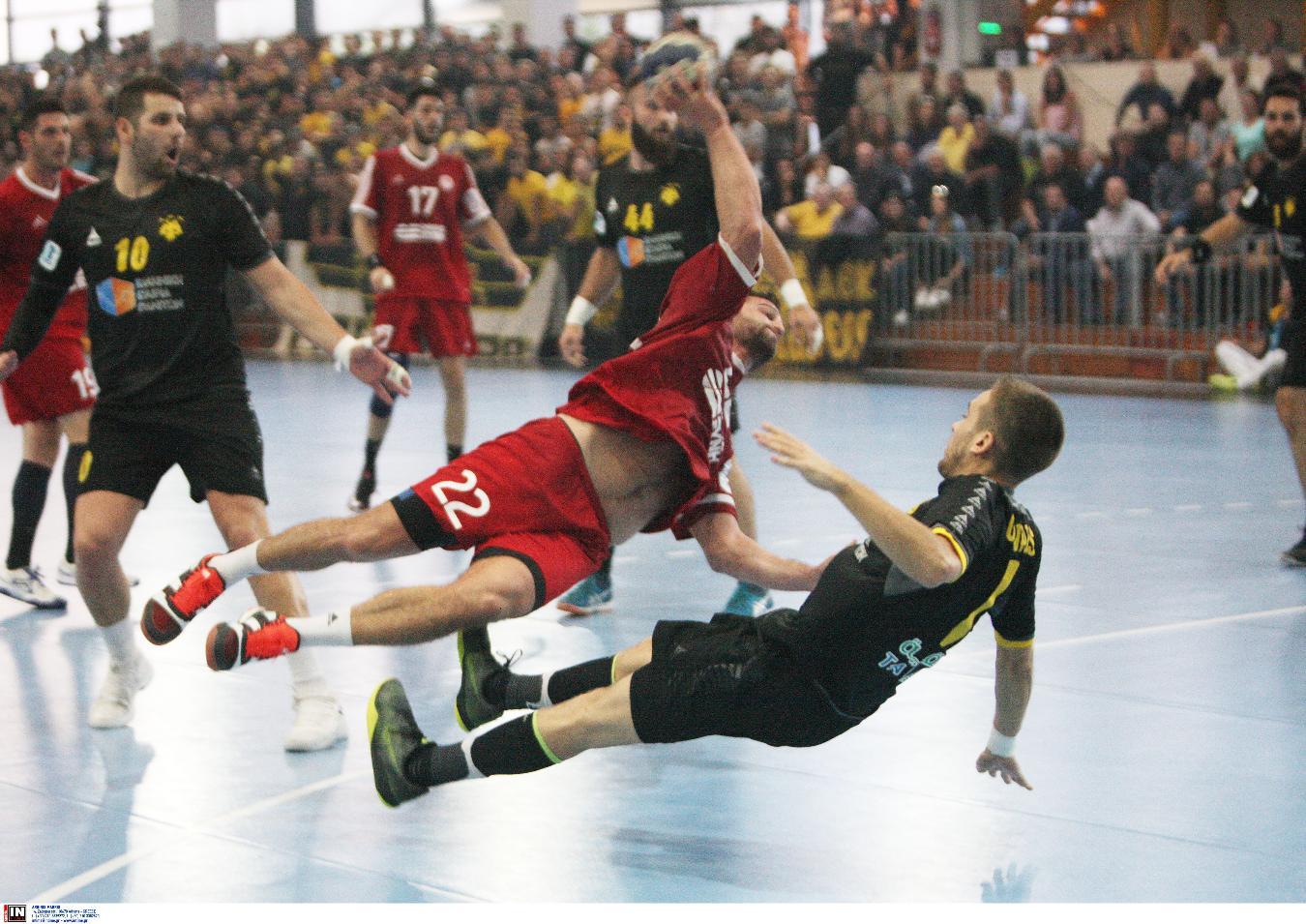 Ολυμπιακός- ΑΕΚ για μία θέση στο Final-4