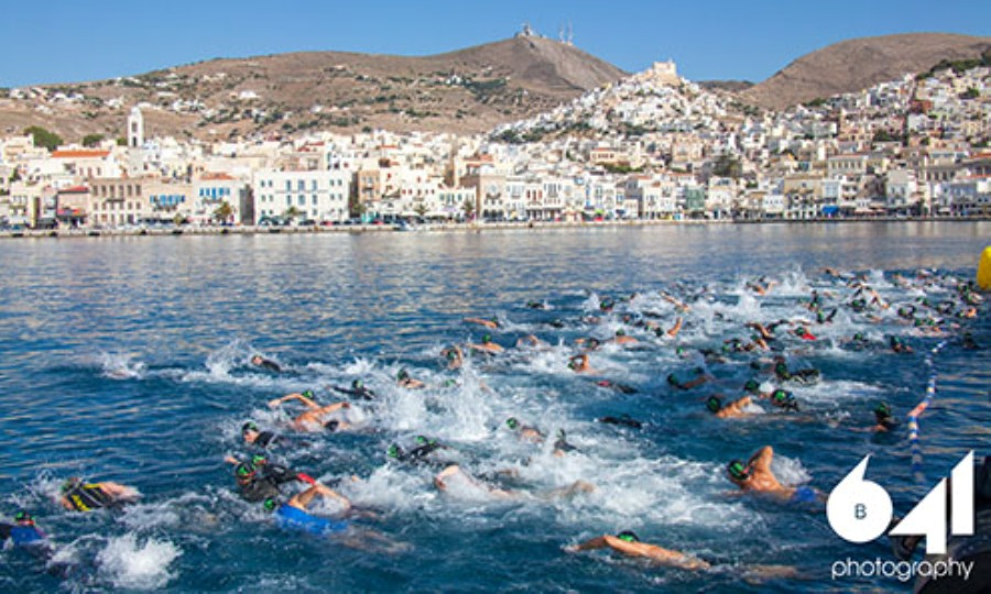 To Trimore Syros Triathlon… έγινε συλλεκτικό!
