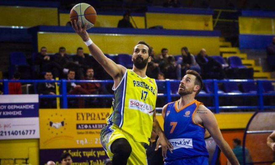 Κωνσταντακόπουλος: «Σημαντικό το ρεκόρ, πιο σημαντικό το πρωτάθλημα»