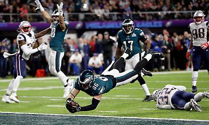 Θριάμβευσε το αουτσάιντερ στο Super Bowl
