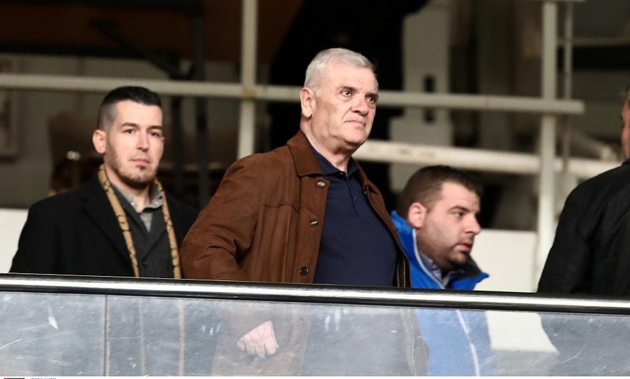 Μελισσανίδης στο sportfm.gr: «Ακόμη δεν έχω καν ειδοποιήσει…»
