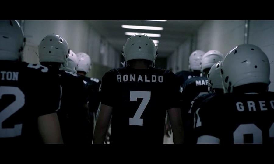 Ο Κριστιάνο Ρονάλντο σκόραρε σε αγώνα NFL (video)