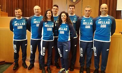 Έτοιμοι για δράση οι Έλληνες των Χειμερινών Ολυμπιακών Αγώνων