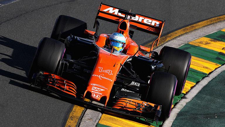 H McLaren δημιουργεί φόρμουλα για να δει τον Αλόνσο νικητή