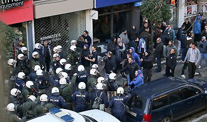"""ΠΑΣ: «Η Αστυνομία μας είπε ότι """"ευτυχώς που έσπασαν την πόρτα οι οπαδοί του ΠΑΟΚ""""»!"""