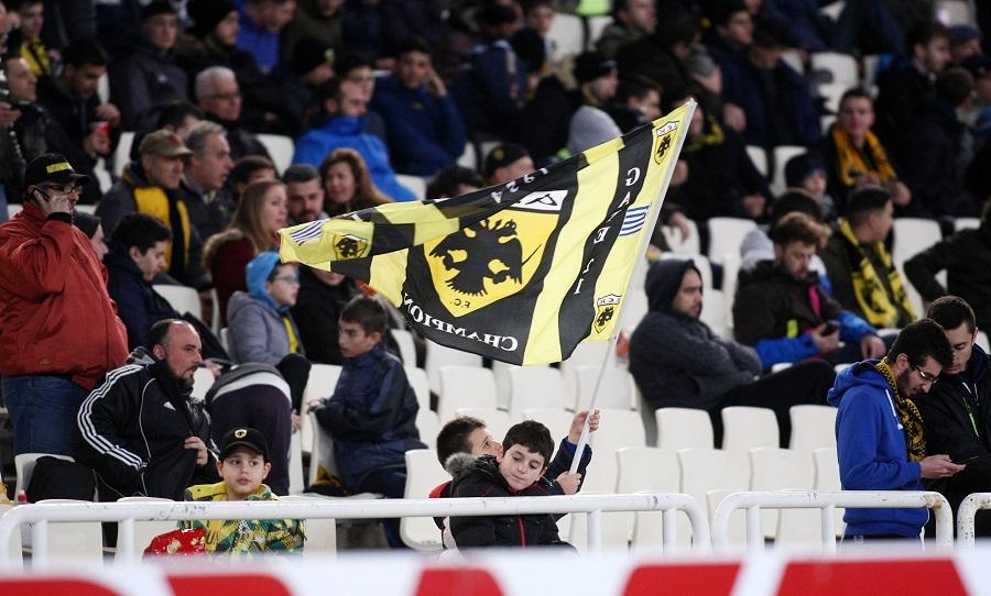 Τσακίρης: «Άλλα μέτρα και άλλα σταθμά για τους οπαδούς εκτός έδρας»