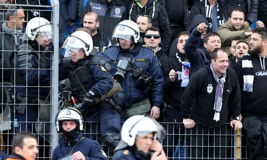 Ολυμπιακός εναντίον αστυνομίας για τα επεισόδια των οπαδών του ΠΑΟΚ στα Γιάννενα!