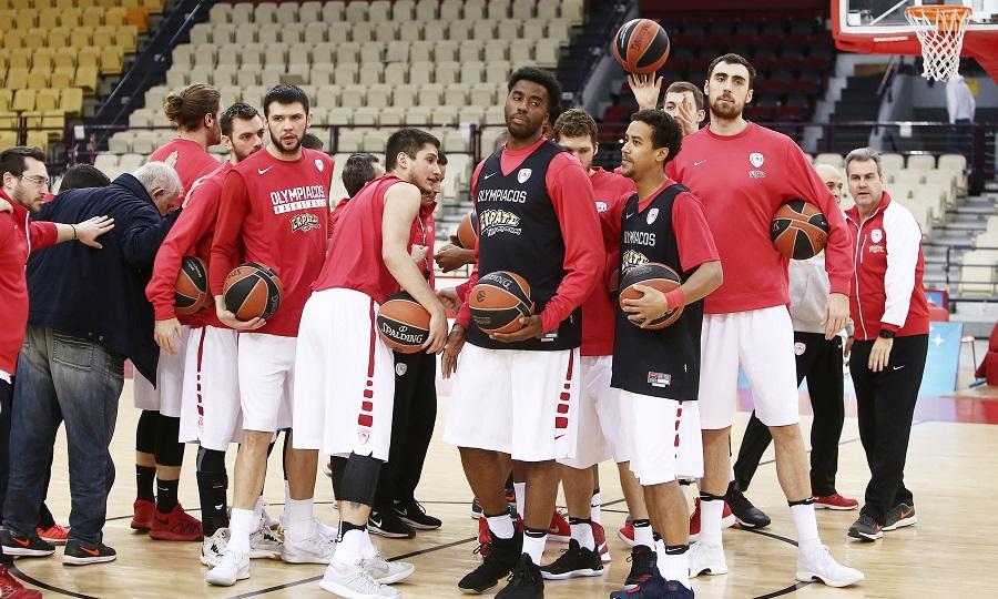 Ξεκίνησε προετοιμασία για… Μαδρίτη ο Ολυμπιακός
