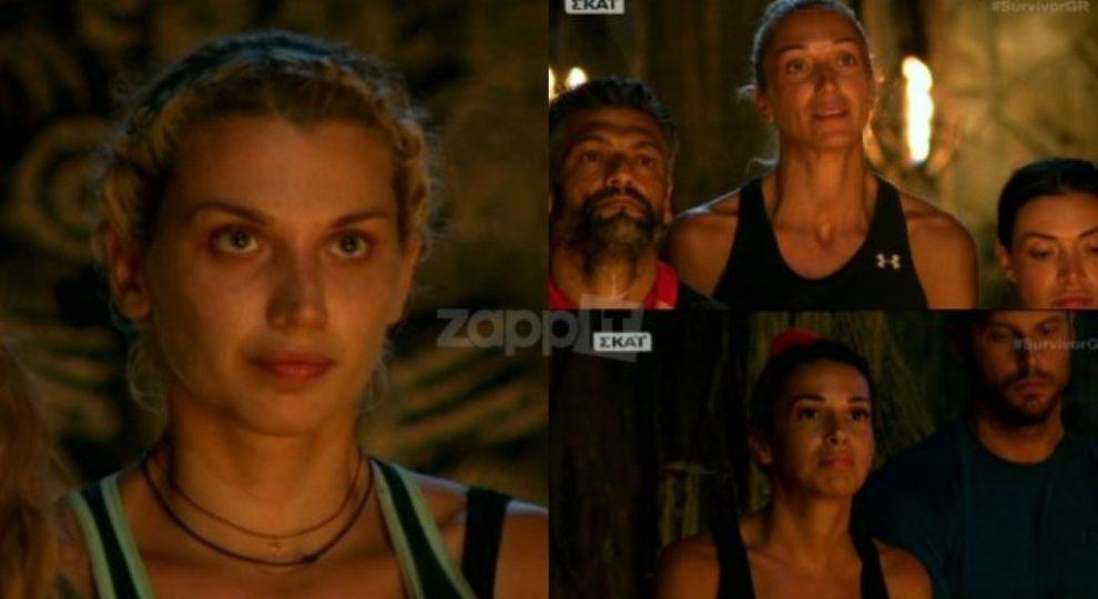 Survivor: Υποψήφιοι προς αποχώρηση Σπυροπούλου, Χατζίδου και Χαλικιά!