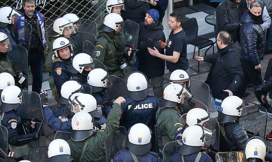 Τσορμπατζόγλου: «Στον ΠΑΟΚ θεωρούν πως δεν έγινε το παραμικρό στα Γιάννενα»