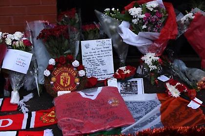 Τίμησαν τη μνήμη των θυμάτων του Μονάχου στο «Ολντ Τράφορντ» (pics)