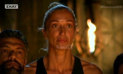 Survivor: Αποχώρησε η Κατερίνα Χαλικιά!