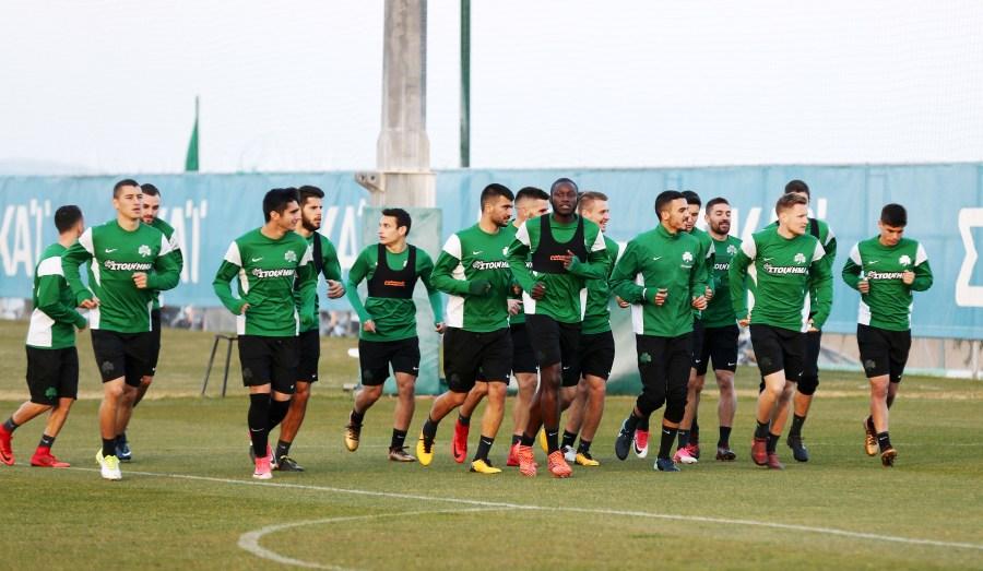 Νικολογιάννης: «Δοκίμασε 3-5-2 στην προπόνηση ο Ουζουνίδης»