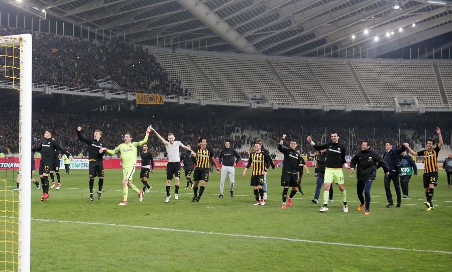 Χαρείτε, αλλά πρωτάθλημα χωρίς κόσμο με Αστέρα και Ξάνθη, η ΑΕΚ δεν παίρνει